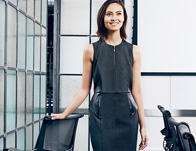 Office Chic: Dresses at MYHABIT