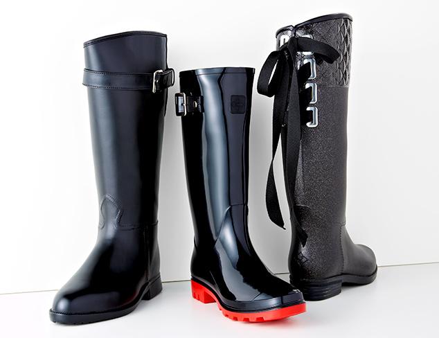 Rainboots feat. däv at MYHABIT