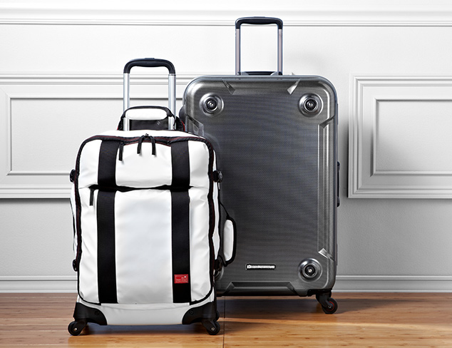 Ready for Vacation: Luggage & Travel Bags at MYHABIT