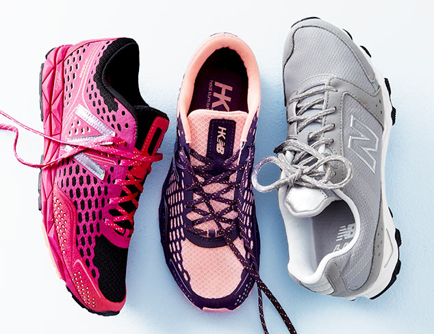 Ready for a Workout: Sneakers & Bags at MYHABIT