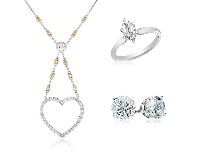 Say It With Diamonds: EGL USA® Certified Jewelry at MYHABIT