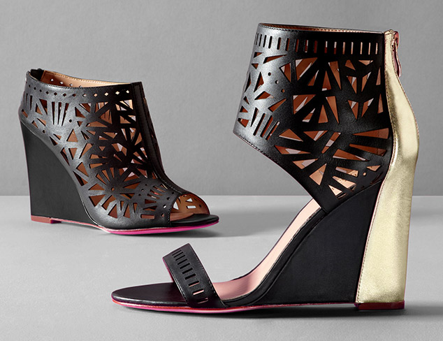 Show Some Skin: Strappy Sandals at MYHABIT