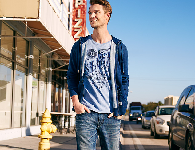 Silver Jeans at MYHABIT