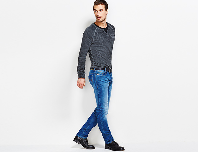The Denim Lifestyle feat. Diesel at MYHABIT