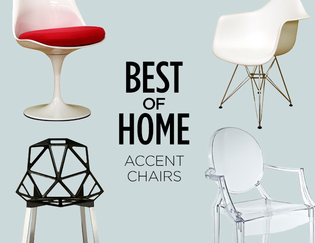 The Home Shop: Accent Chairs at MYHABIT