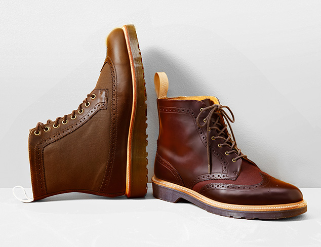 The Modern Gentleman: Brogues & Wingtips at MYHABIT