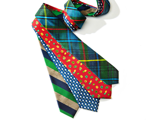 Tie Refresh feat. J. McLaughlin at MYHABIT