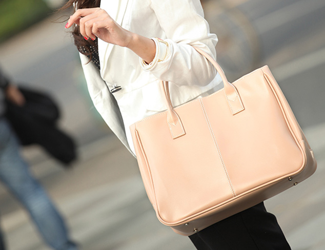 Under $149:  Leather Handbags at MYHABIT
