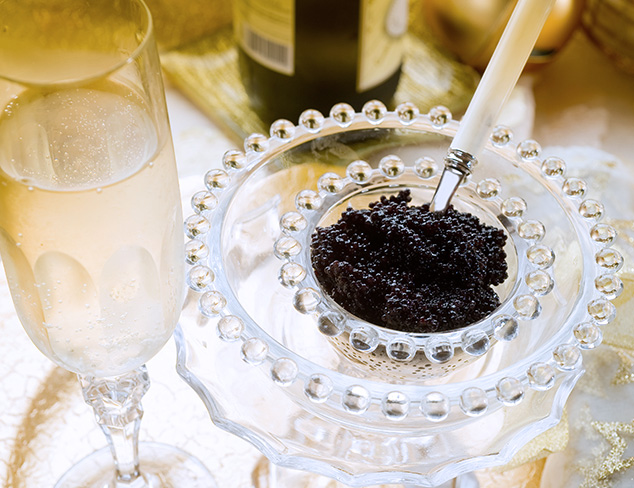 Valentine's Day Splurge: Calvisius Caviar at MYHABIT