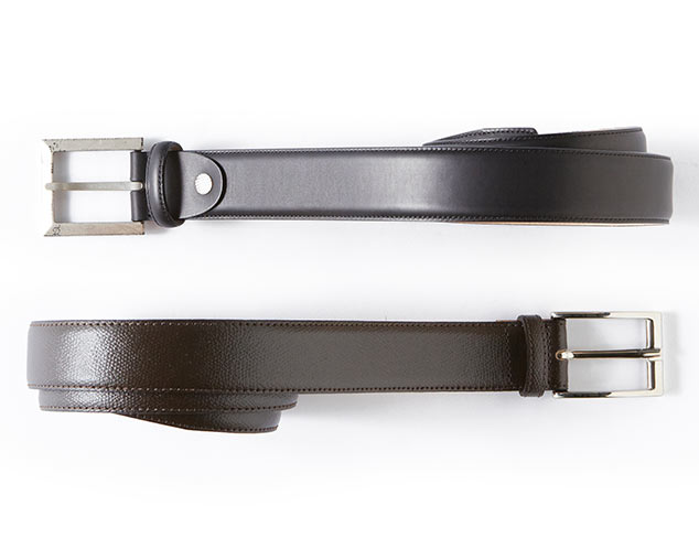 Well Suited: Belts at MYHABIT