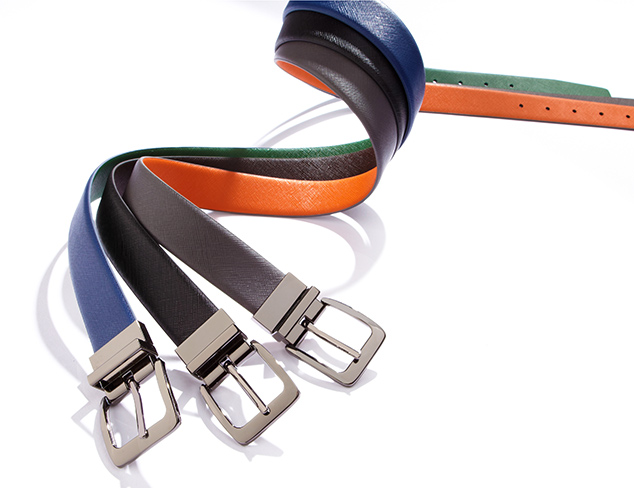 A Notch Above: Belts at MYHABIT