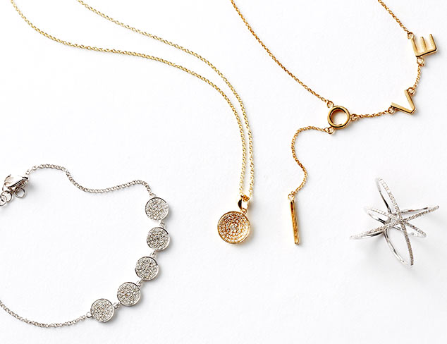 Back in Stock: Fine Jewelry by Shy Creation at MYHABIT