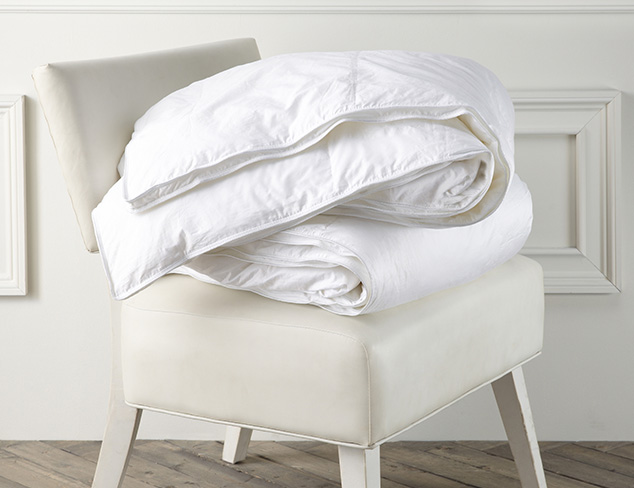 Bedding Basics feat. Down Inc. at MYHABIT