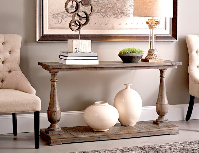 Best Of: Accent Tables & Chairs at MYHABIT