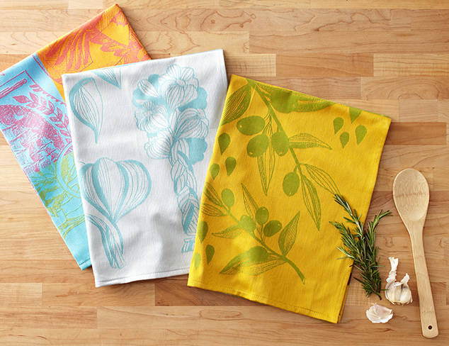 Best of Garnier-Thiebaut Linens at MYHABIT