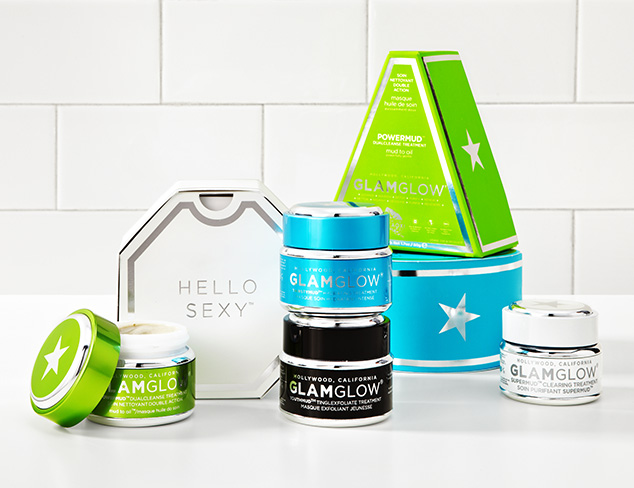 Best of Skincare feat. GlamGlow at MYHABIT