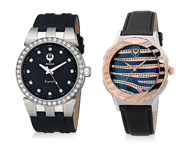 Brillier & More Watches at MYHABIT