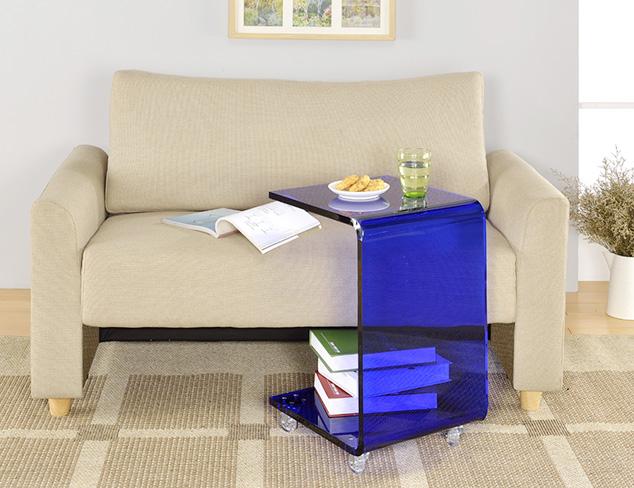 Design Love: Acrylic Furniture at MYHABIT