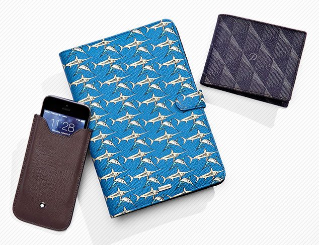 Designer Wallets, Cases & More at MYHABIT