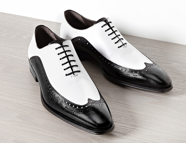 Dressed to Impress: Formal Shoes at MYHABIT
