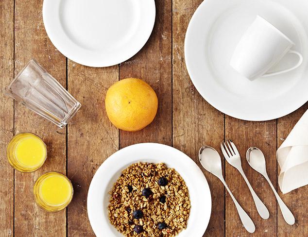 Everyday Basics: Dishes, Glasses & More at MYHABIT