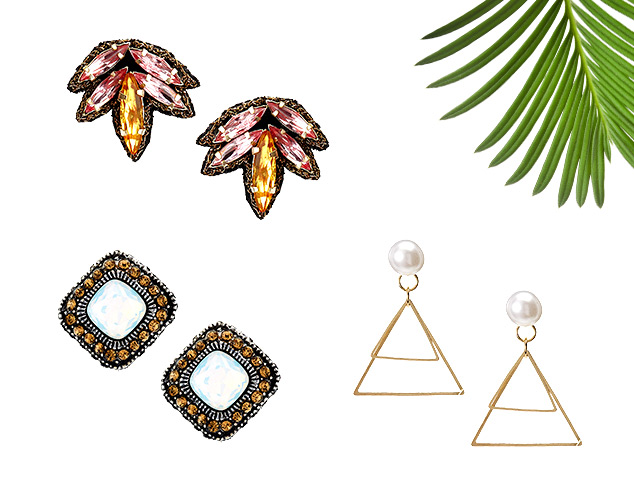 Eye-Catching Earrings at MYHABIT