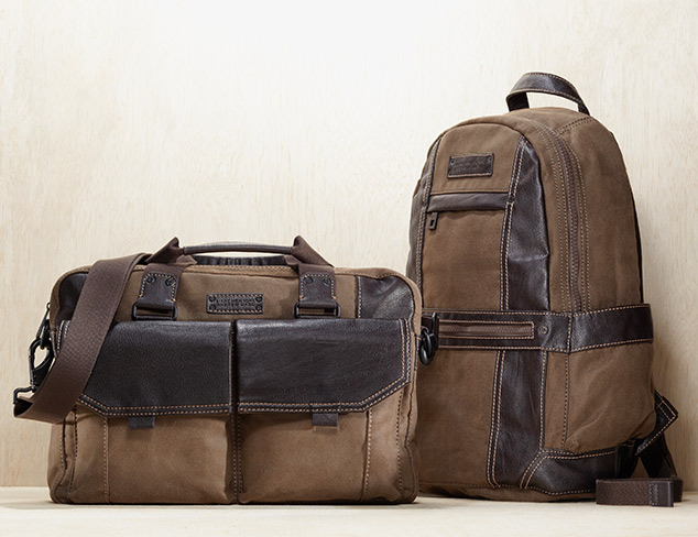 Functional Style: Messengers, Backpacks & More at MYHABIT