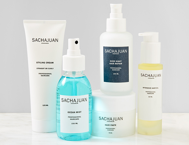 Haircare Greats feat. Sachajuan at MYHABIT