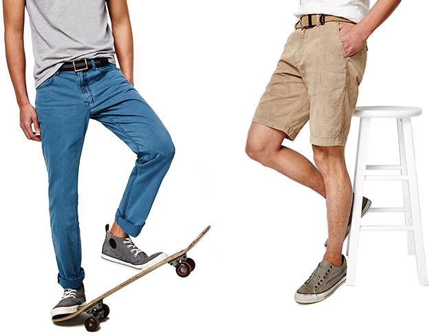 Halsey Pants & Shorts at MYHABIT