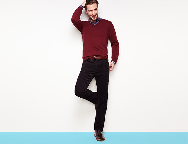 IZOD & More: Versatile Looks at MYHABIT