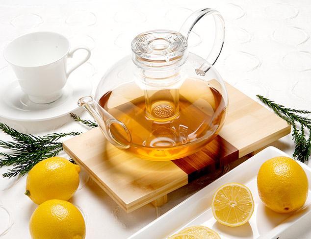 It's Tea Time: Tea, Pots, Cups & More at MYHABIT