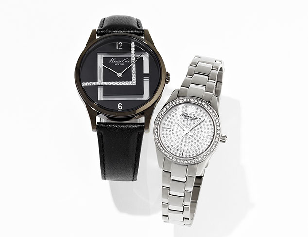 Kenneth Cole NEW YORK Watches at MYHABIT