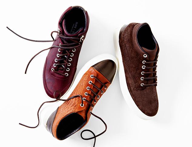 Kick Back: Slip-Ons & Sneakers at MYHABIT