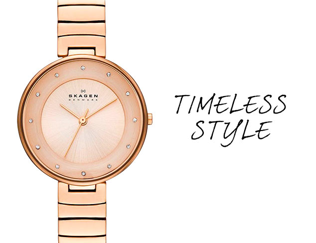 La Vie En Rose Gold: Watches at MYHABIT