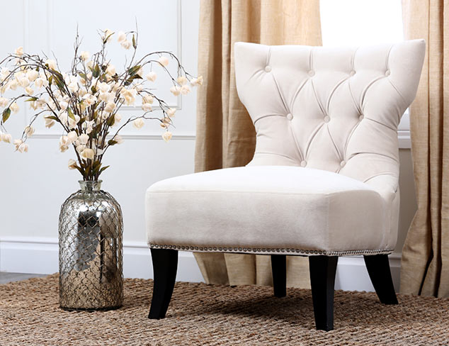 Last Look Furniture Feature: Tufted at MYHABIT