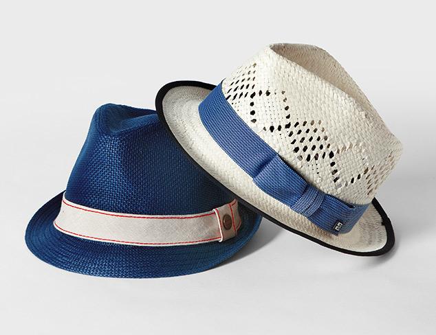 Levi's, Blue Marlin & Block Hats at MYHABIT