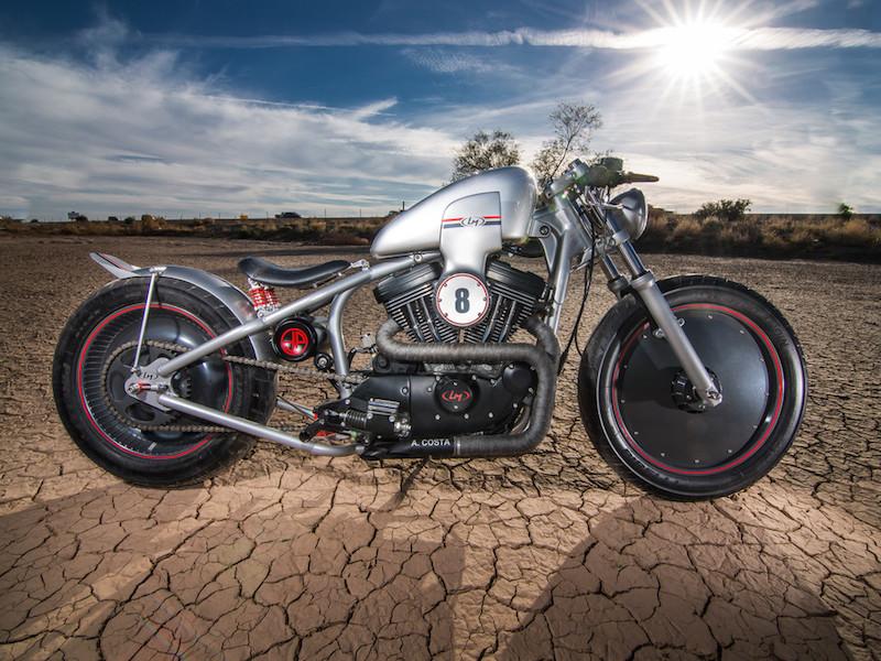 Local Motors Racer Motorcycle