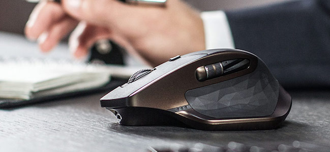 Logitech MX Master Wireless Mouse_1