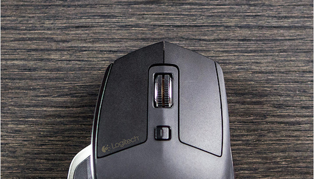Logitech MX Master Wireless Mouse_8