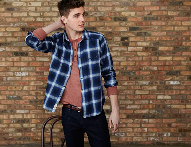 Lucky Brand at MYHABIT