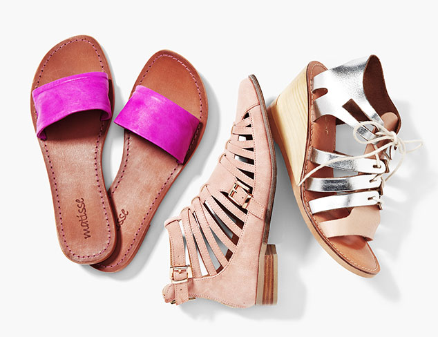 Matisse Spring Sandals at MYHABIT