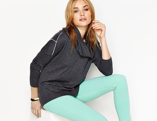 New Arrivals: 525 America Sweaters at MYHABIT