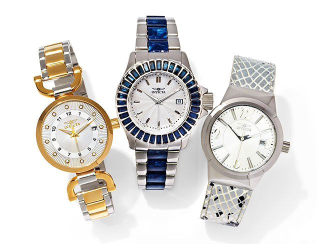 New Arrivals: Watches feat. Invicta at MYHABIT