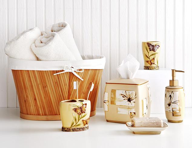 New Markdowns: Creative Bath Accessories at MYHABIT