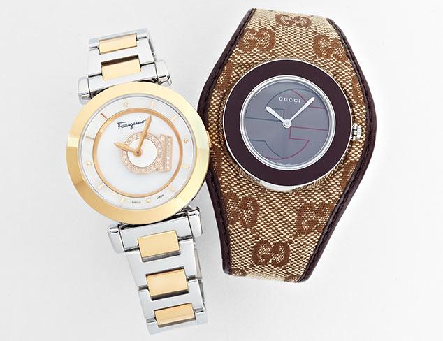 New Markdowns: Designer Watches at MYHABIT