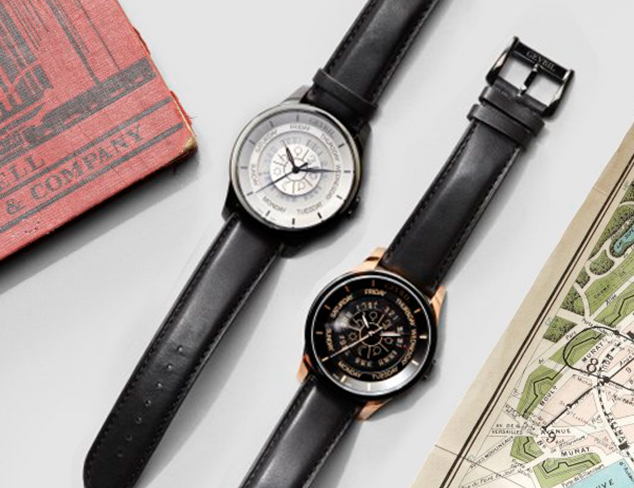 No Passport Required: Swiss-Made Watches at MYHABIT