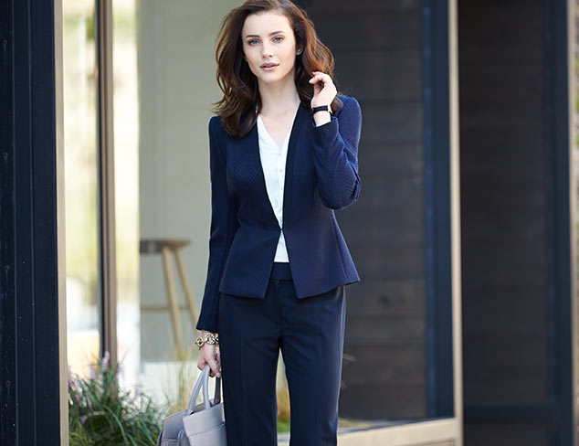 Polished & Professional: Skirt & Pant Suits at MYHABIT