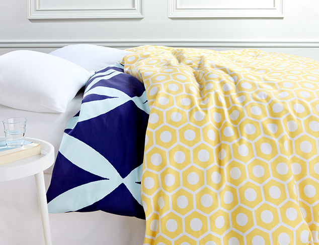 Printed Duvets: E by Design & More at MYHABIT