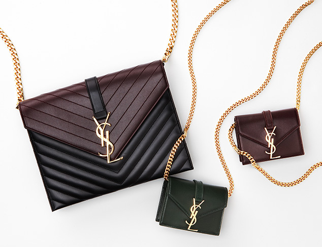 Saint Laurent Handbags at MYHABIT