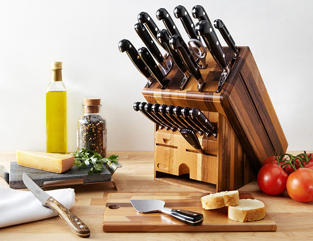 Sets for the Kitchen: Cookware, Knives & More at MYHABIT